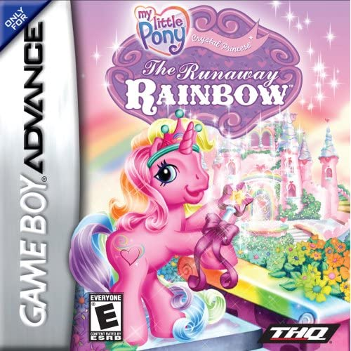 Image 0 of My Little Pony: The Runaway Rainbow For GBA Gameboy Advance