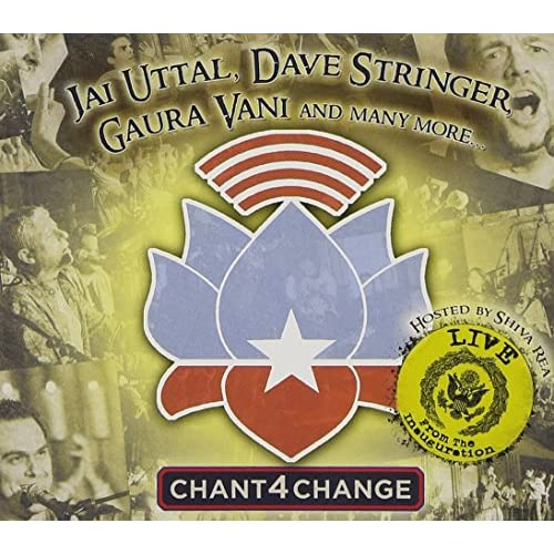 Image 0 of CHANT4CHANGE Live By Various Artists On Audio CD