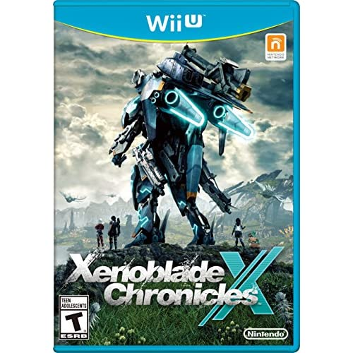 Image 0 of Xenoblade Chronicles X For Wii U RPG