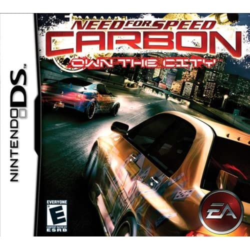 Image 0 of Need For Speed Carbon: Own The City For Nintendo DS DSi 3DS 2DS Racing