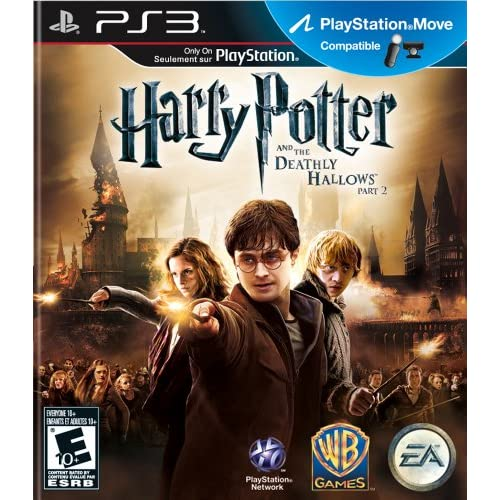 Harry Potter The Deathly Hallows Part 2 - PlayStation 3