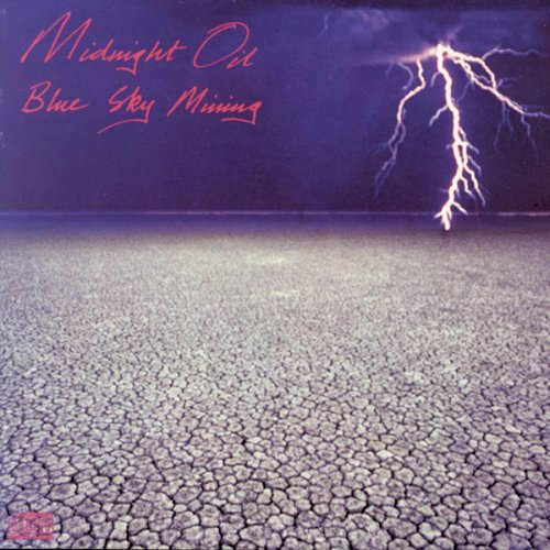 Image 0 of Blue Sky Mining By Midnight Oil On Audio CD Album 1990