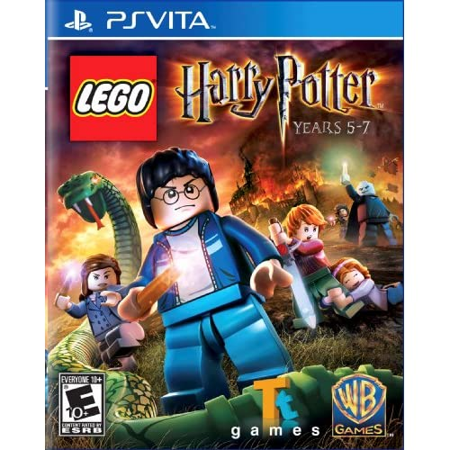 Lego Harry Potter: Years 5-7 PlayStation Vita For Ps Vita