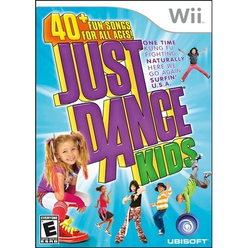 Image 0 of Just Dance Kids For Wii And Wii U Music