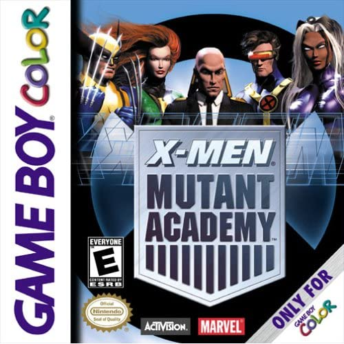 Image 0 of X-Men Mutant Academy On Gameboy Color