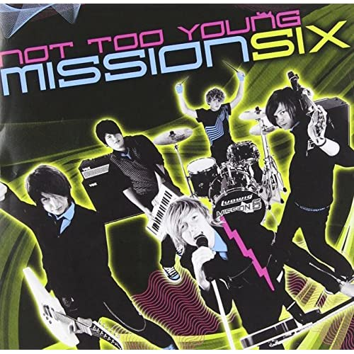 Not Too Young By Mission Six Contributor Beeson Robert Contributor