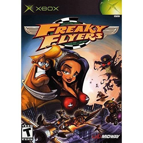 Image 0 of Freaky Flyers For Xbox Original Racing