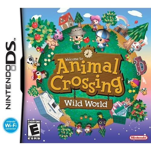 Animal Crossing: Wild World For Nintendo DS DSi 3DS 2DS Strategy