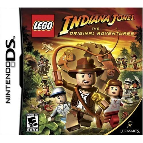 Image 0 of Lego Indiana Jones: The Original Adventures For Nintendo DS DSi 3DS