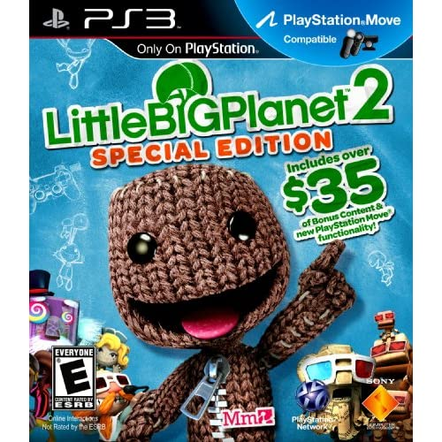 Image 0 of PS3 Little Big Planet 2 Game For PS3