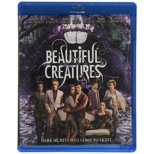 Image 0 of Beautiful Creatures Blu-Ray+dvd On Blu-Ray With Alden Ehrenreich Drama