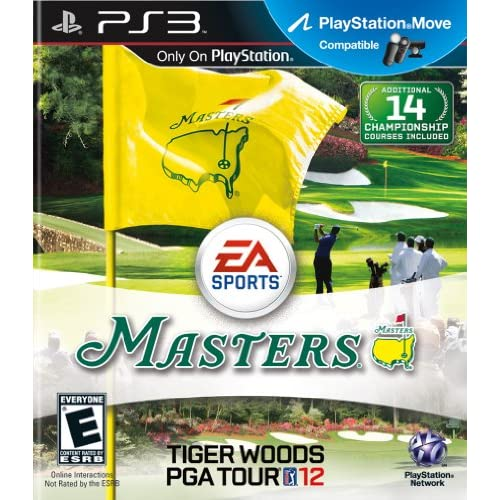 Image 0 of Tiger Woods PGA Tour 12: The Masters For PlayStation 3 PS3 Golf