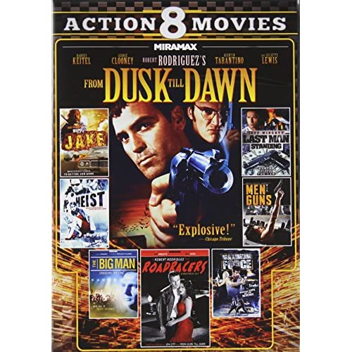 Image 0 of 8-MOVIE Action Pack On DVD