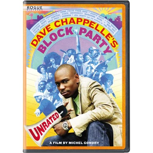 Image 0 of Dave Chappelle's Block Party Unrated Widescreen Edition On DVD