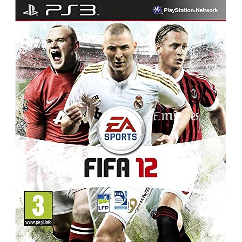 Electronic Arts FIFA 12 PS3 For PlayStation 3