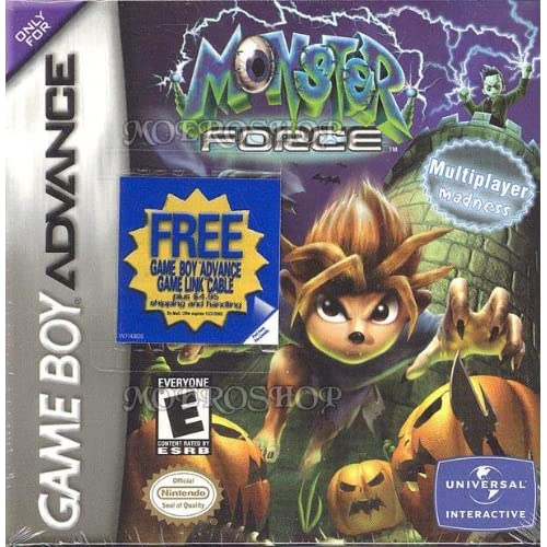 Image 0 of Monster Force For GBA Gameboy Advance