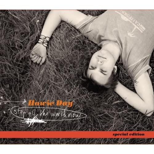 Image 0 of Stop All The World Now By Howie Day On Audio CD Album 2004
