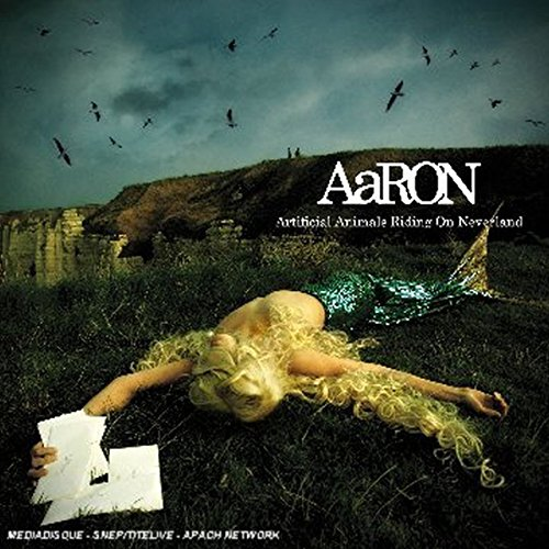 Image 0 of Artificial Animals Riding On Neverland By Aaron On Audio CD Album Rock 2007