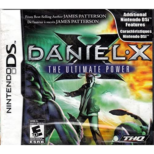Image 0 of Daniel X Ultimate Power For Nintendo DS DSi 3DS