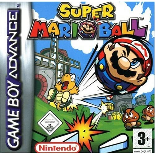Image 0 of Mario Pinball Land For GBA Gameboy Advance
