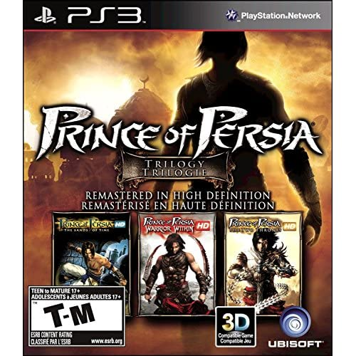 Prince of Persia Trilogy HD Playstation 3