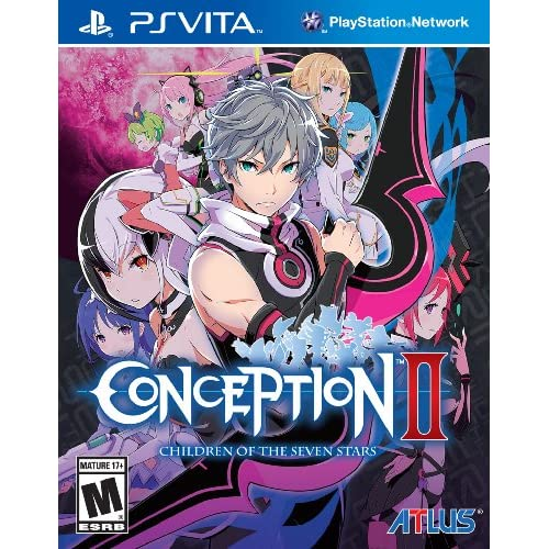 Image 0 of Conception II: Children Of The Seven Stars PlayStation Vita For Ps Vita 7 RPG