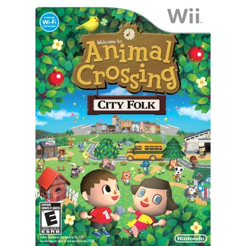 Image 0 of Animal Crossing: City Folk For Wii