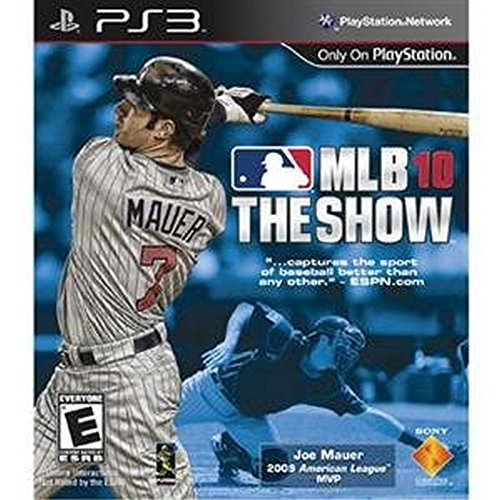 Image 0 of MLB 10 PS3 Videogame Software For PlayStation 3 Baseball
