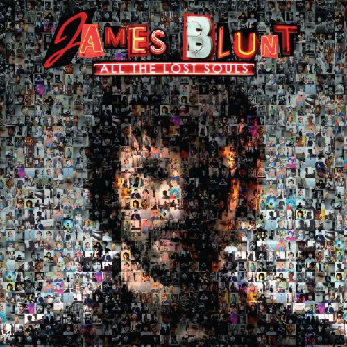 Image 0 of All The Lost Souls By James Blunt On Audio CD Album 2007