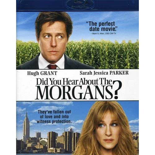 Image 0 of Did You Hear About The Morgans? Blu-Ray On Blu-Ray With Sarah Jessica Parker Com