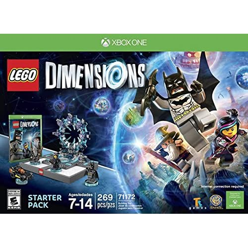 Lego Dimensions Starter Pack For Xbox One 1000534187