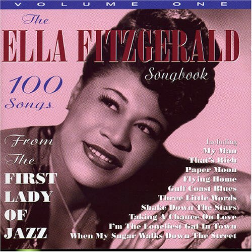 100 Songs From The First Lady Of Jazz By Ella Fitzgerald On Audio CD Album 2005
