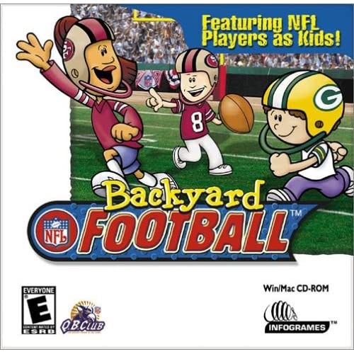 backyard football 2001 software