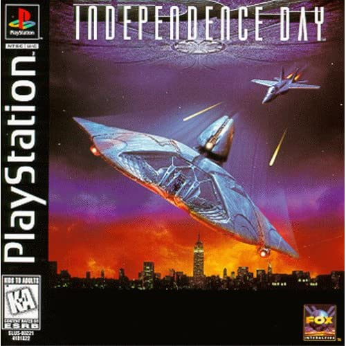 Image 0 of Independence Day For PlayStation 1 PS1