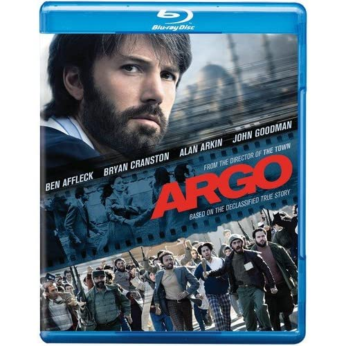 Image 0 of Argo Blu-Ray On Blu-Ray With Ben Affleck