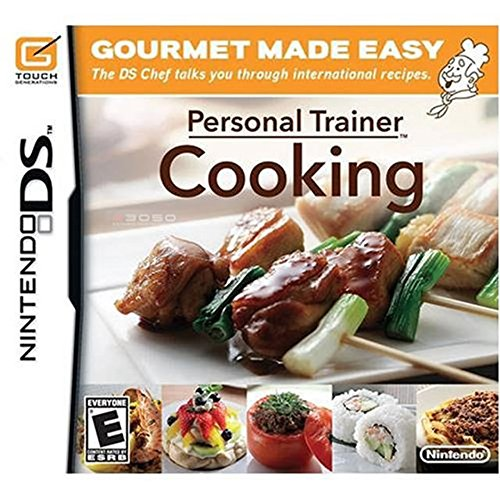 Personal Trainer: Cooking For Nintendo DS DSi 3DS 2DS