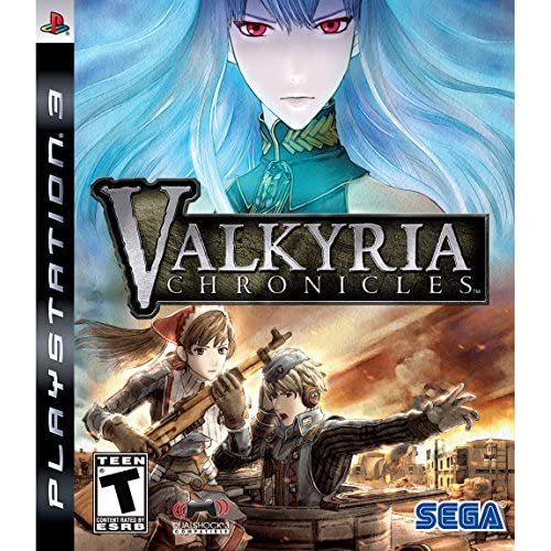 Valkyria Chronicles For PlayStation 3 PS3 RPG
