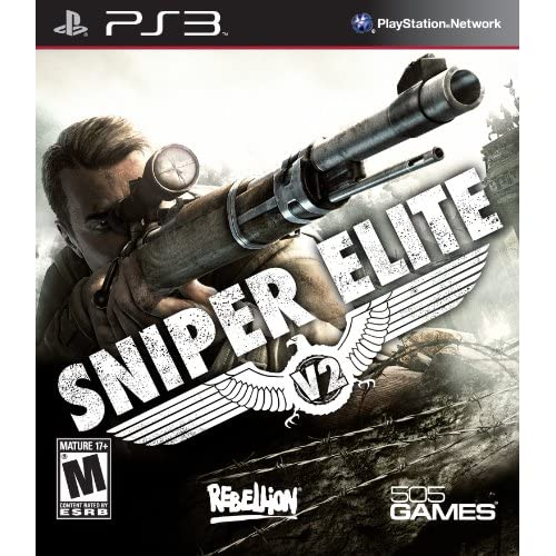 Image 0 of Sniper Elite V2 Canada Only For PlayStation 2 PS2
