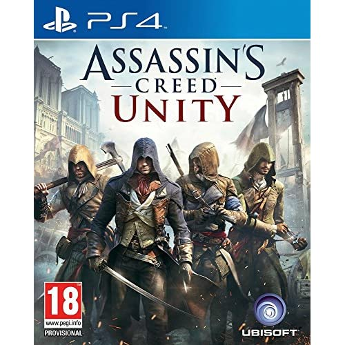 Assassins Creed Unity PS4 For PlayStation 4