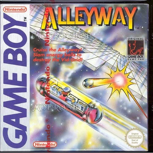 AlleyWay On Gameboy Puzzle