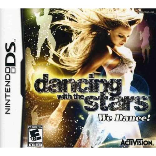 Image 0 of Dancing With The Stars: Get Your Dance On! For Nintendo DS DSi 3DS 2DS Music