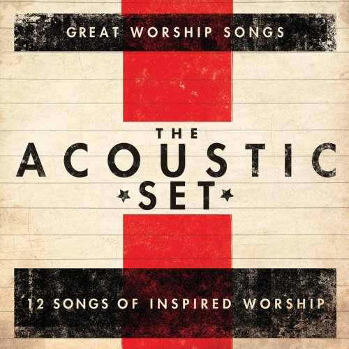 Image 0 of Acoustic Set By Great Worship Songs Praise Band On Audio CD Album 2011