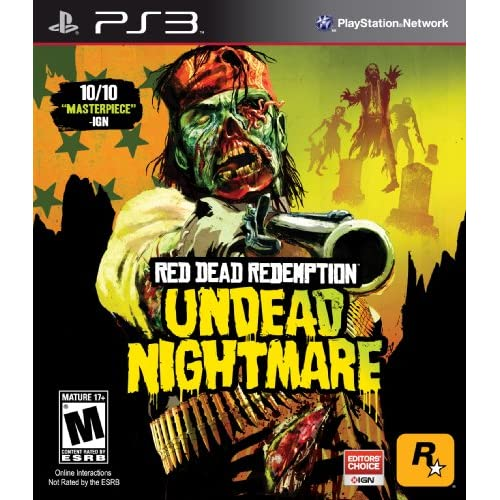 Image 0 of Red Dead Redemption: Undead Nightmare For PlayStation 3 PS3