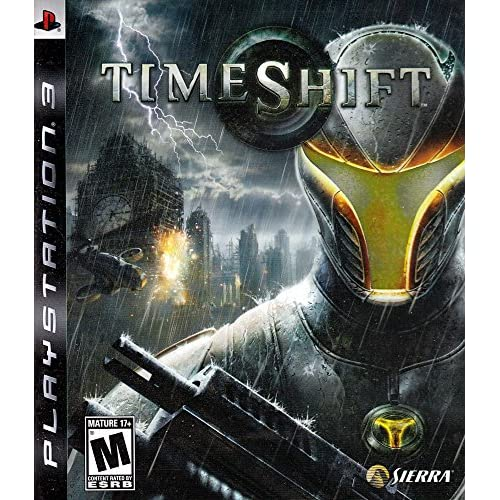 Image 0 of Timeshift For PlayStation 3 PS3