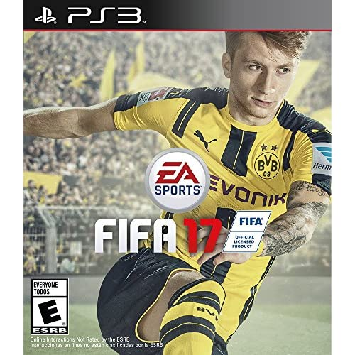 Image 0 of FIFA 17 For PlayStation 3 PS3 Soccer