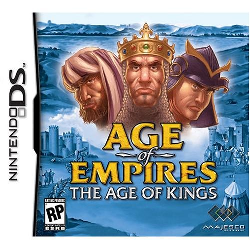 Age Of Empires: The Age Of Kings For Nintendo DS DSi 3DS 2DS Strategy