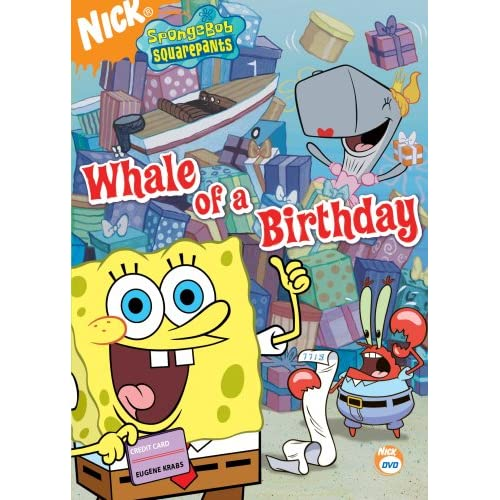 Image 0 of With Tom Kenny On DVD