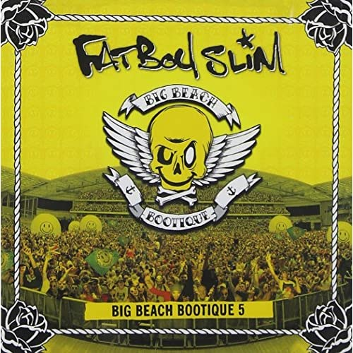 Image 0 of Big Beach Bootique 5 Cd/dvd Album by Fatboy Slim On Audio CD