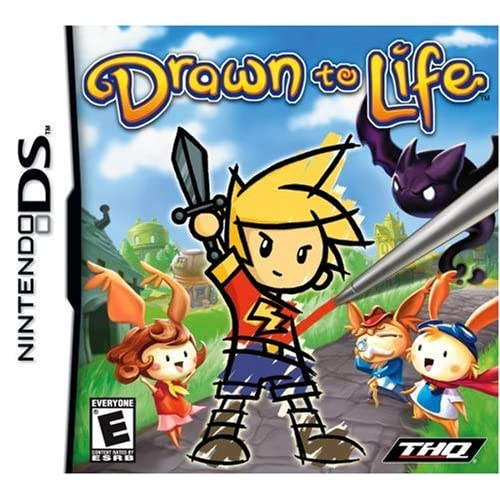 Image 0 of Drawn To Life For Nintendo DS DSi 3DS 2DS