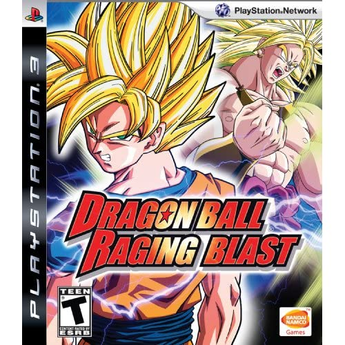 Image 0 of Dragon Ball: Raging Blast For PlayStation 3 PS3 Fighting